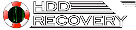 HDD Recovery Logo